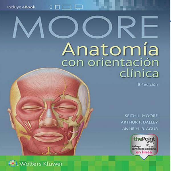 Moore. Anatomia con orientacion clinica
