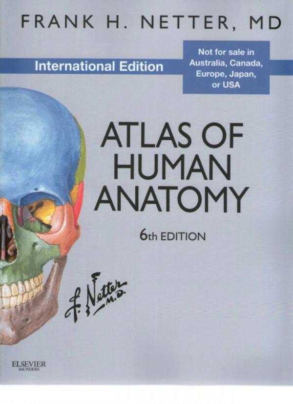 Netter Interactive Atlas Of Human Anatomy