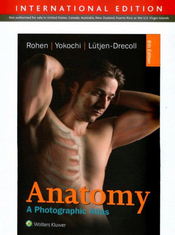 Rohen. Anatomy A Photographic Atlas