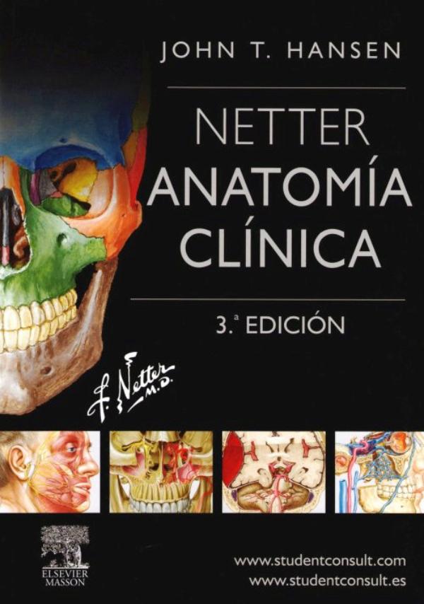 Netter. Anatomia Clinica