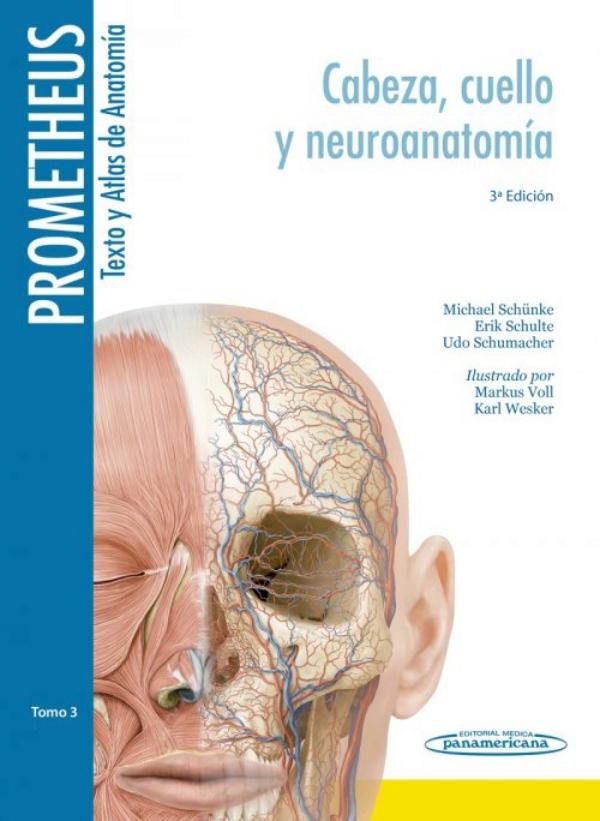 Prometheus 3. Cabeza, Cuello y Neuroanatomia