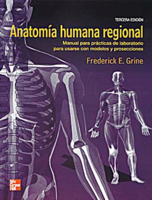 Anatomia humana regional: manual para practicas de laboratorio para ...