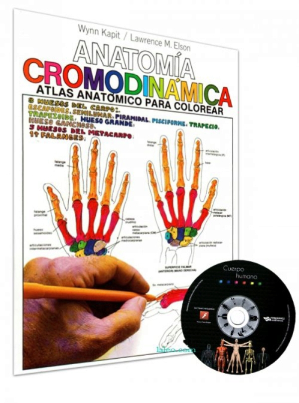 Kapit. Anatomia Cromodinamica