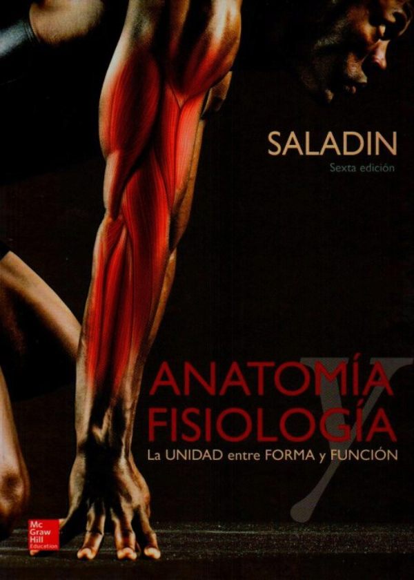 Saladin. Anatomia y fisiologia