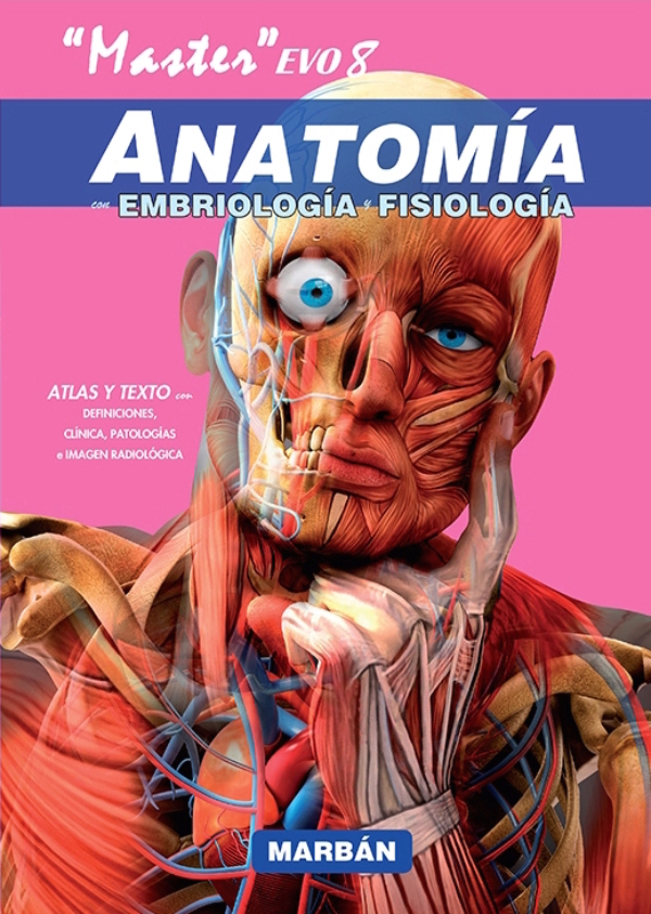 Master EVO8. Anatomia, Embriologia y Fisiologia