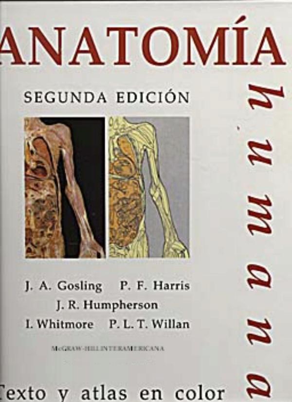 Anatomia Humana Texto y Atlas