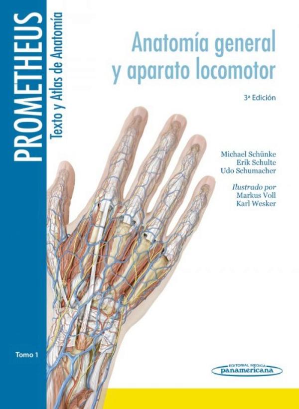 Prometheus 1. Anatomia General y Aparato Locomotor