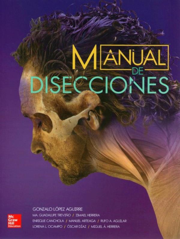 Lopez. Manual de disecciones