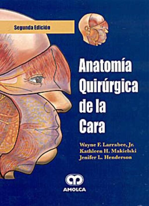 Anatomia quirurgica de la cara
