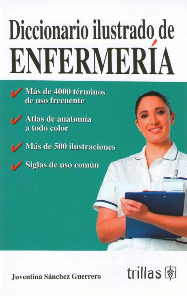 diccionario ilustrado de enfermeria pdf descargar gratis