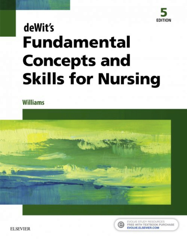 Fundamentals Of Nursing Potter And Perry 7Th Edition