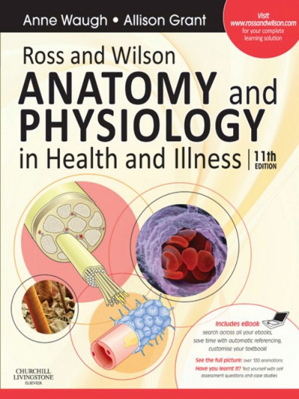 Ross & Wilson Anatomy and Physiology in Health and Illness (ebook)