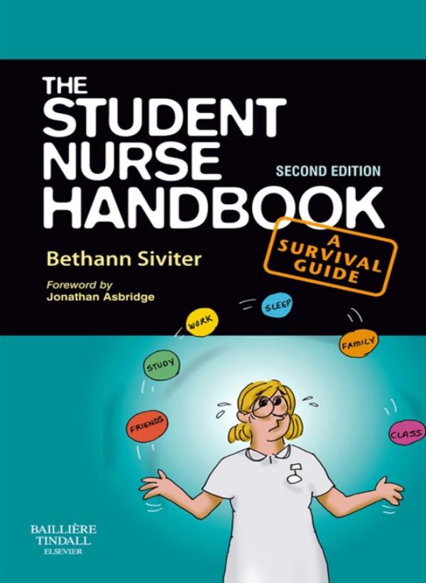 Collaborative Nursing Student Handbook ~ The student nurse handbook ebook
