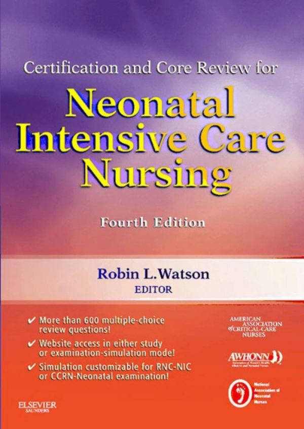 intensive care nursing books pdf