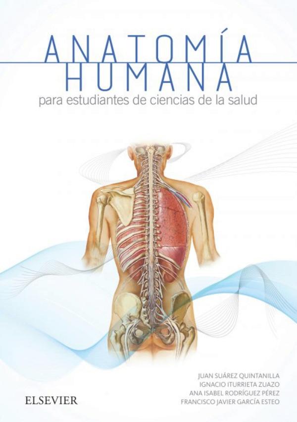 Anatomia humana para estudiantes de Ciencias de la Salud (ebook)