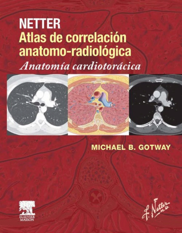 Netter. Atlas de correlacion anatomo-radiologica: Anatomia ...