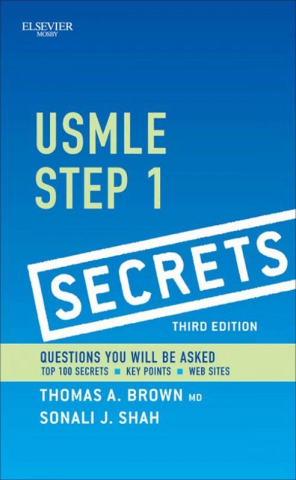 USMLE Step 1 Secrets (ebook)