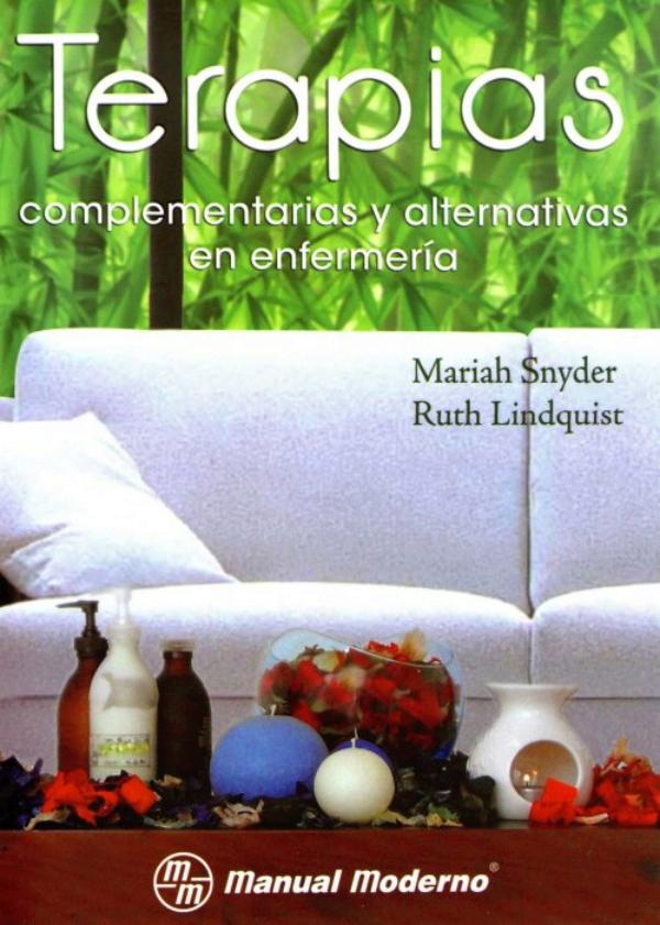 Snyder. Terapias complementarias y alternativas en enfermeria