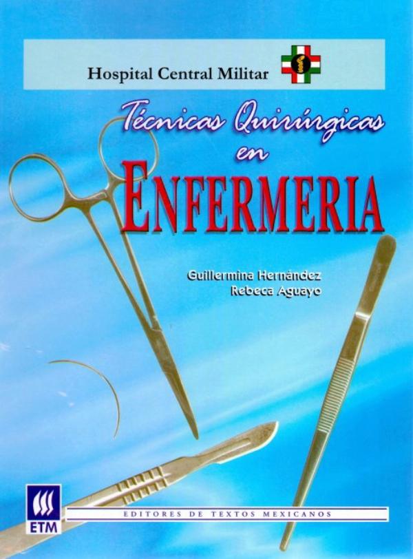 libro militar de tecnicas quirurgicas pdf gratis