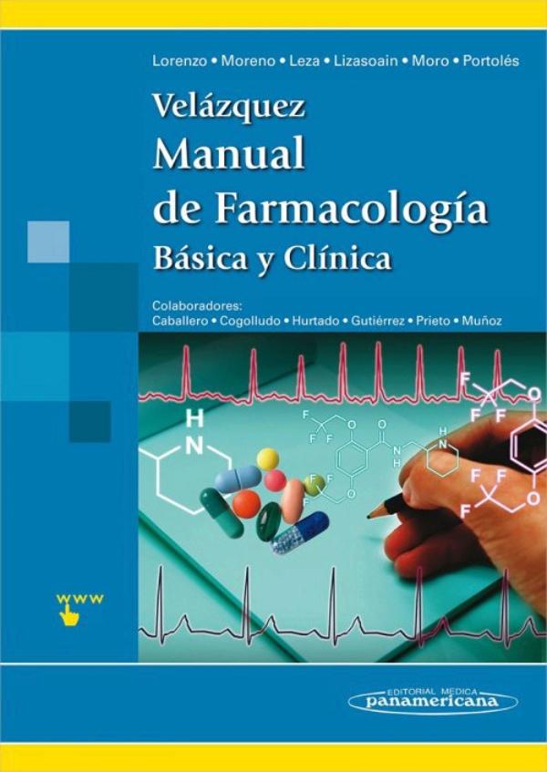 farmacologia basica y clinica velazquez pdf descargar