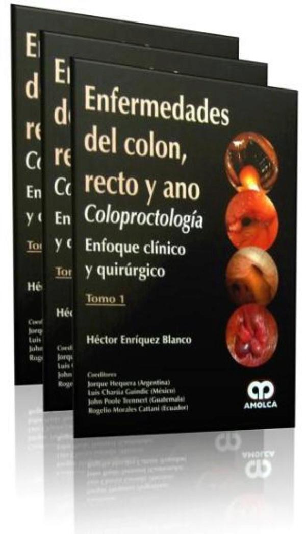 Blanco, Enfermedades del Colon, Recto y Ano