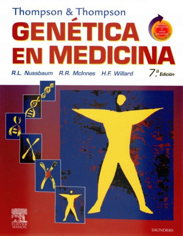 Thompson & Thompson: Genetica en medicina