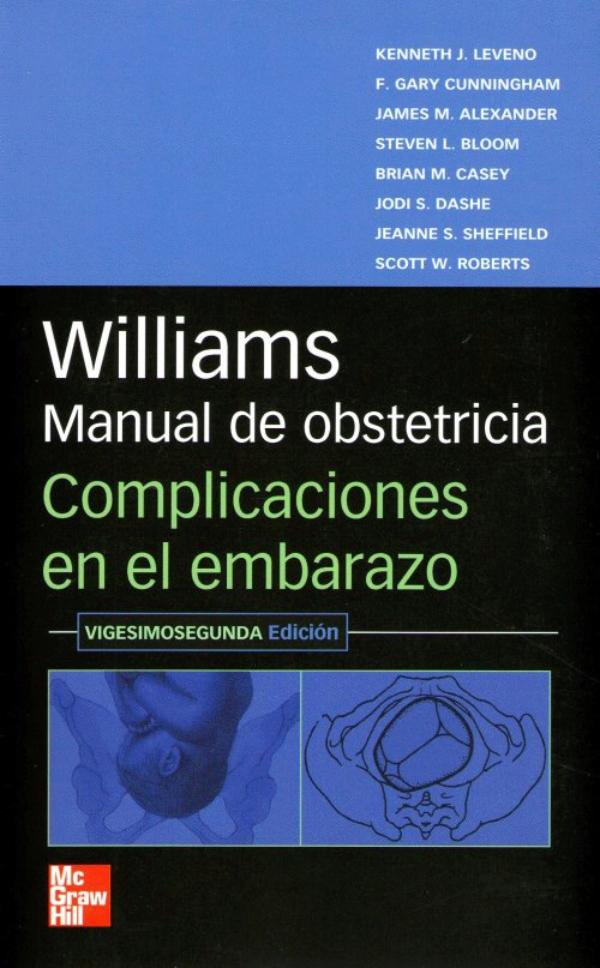 Download Descargar Espaol Williams Gratis Obstetricia