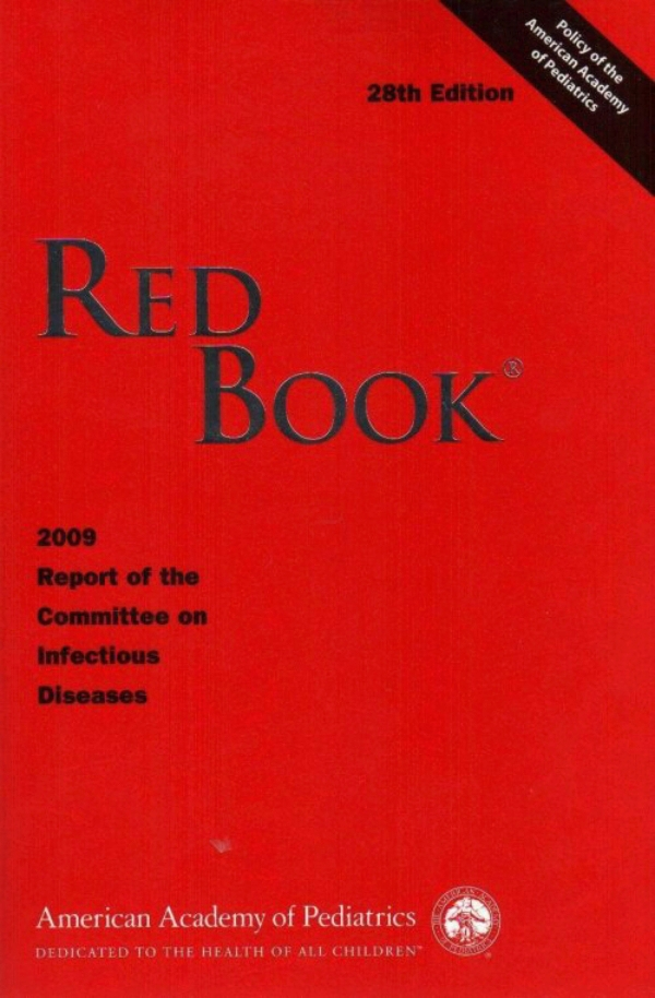 red book 2012 report of the committee on infectious diseases