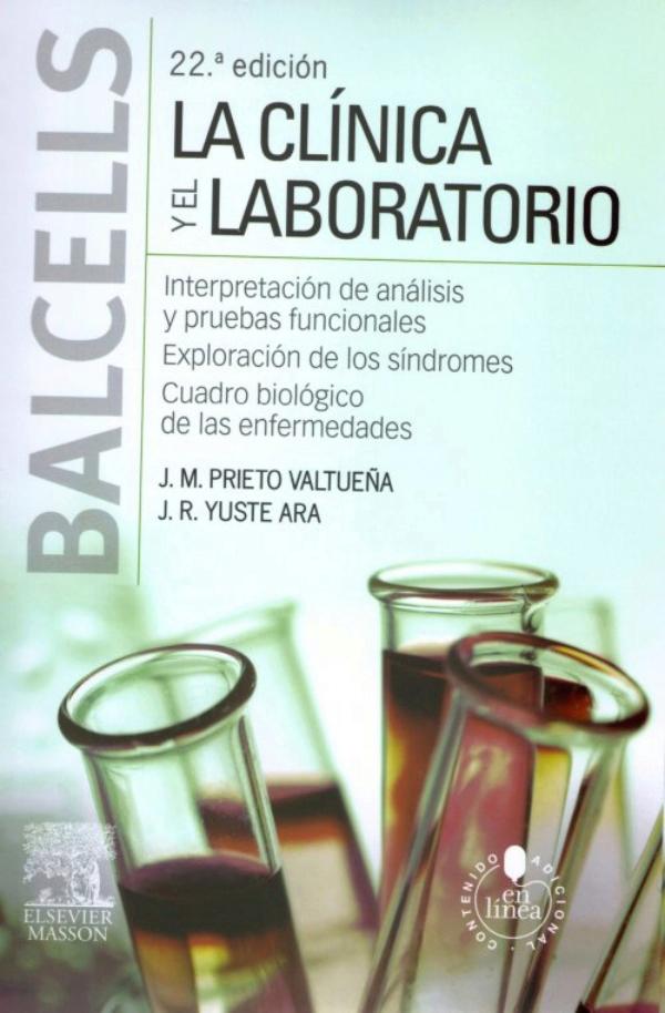 Balcells la clinica y el laboratorio - Libros para relajarse ...