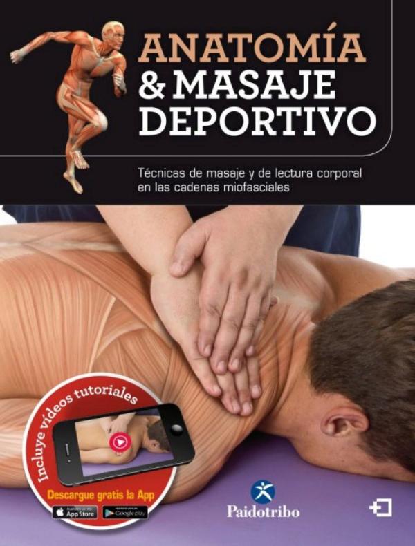 Jacomet. Anatomia & Masaje deportivo