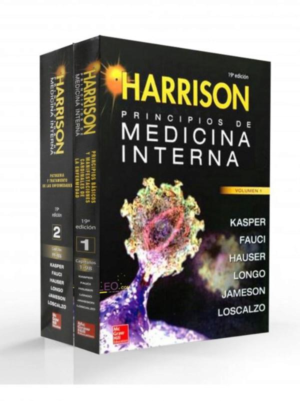 Medicina Interna - 2 Volumenes (Spanish Edition)