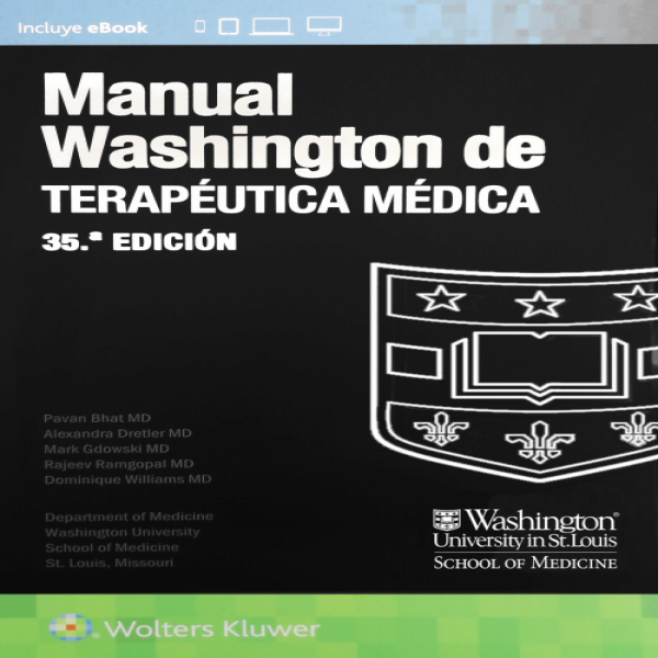 Bhat Manual Washington De Terapeutica Medica