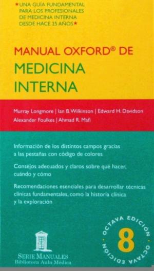 Kiefer Medicina Interna Ambulatoria De Bolsillo