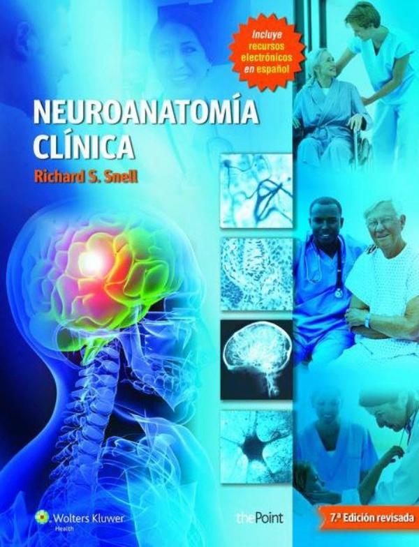 libro de neuroanatomia de snell para