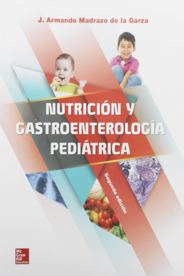 Nutrición y gastroenterología pediátrica