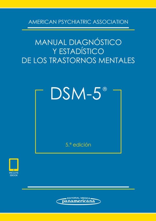 DSM-5. Manual Diagnóstico y Estadístico de los Trastornos Mentales