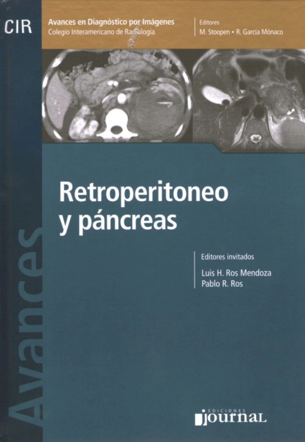 CIR 8. Retroperitoneo y Pancreas