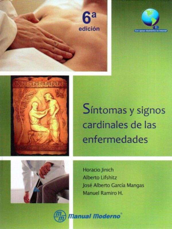 Jinich. Sintomas y Signos Cardinales de las Enfermedades
