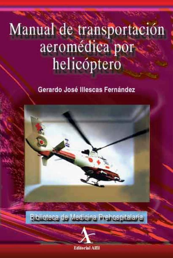 Illescas. Manual de transportacion por helicoptero